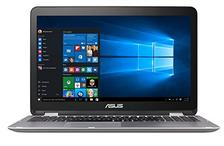 Asus VivoBook 15.6寸触摸屏<span class='red'>笔记本</span>(Intel Core i3-6100U 2.3GHz, 4GB DDR4, 128GB SSD) $349.99(约2327.64元)