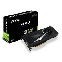 £499.99 ($691.50) 可直邮 MSI GeForce GTX 1080 AERO 8G OC 显卡