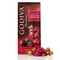 $7 Godiva Individually Wrapped 牛奶巧克力松露